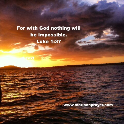 Prayer of Faith - Testimony (2)