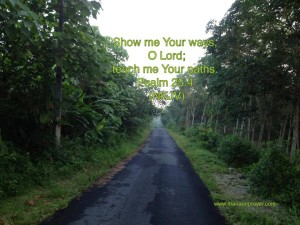 Psalm 25:4