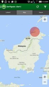 Pray for Sabah (Malaysia)